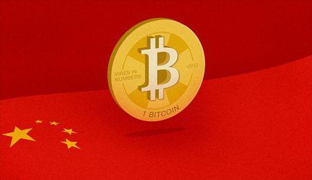San Trung Quoc sap dong cua, gia bitcoin ngay cang lao doc - Anh 1