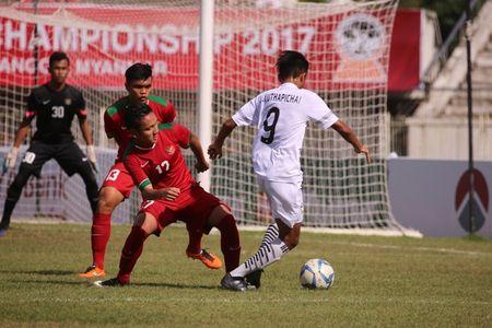 Kich ban SEA Games 29 tai hien o U-18 Dong Nam A - Anh 2