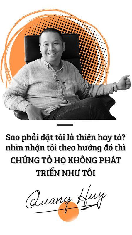 Quang Huy: 'Toi va Son Tung M-TP da choi lon va chien thang ngao nghe' - Anh 10