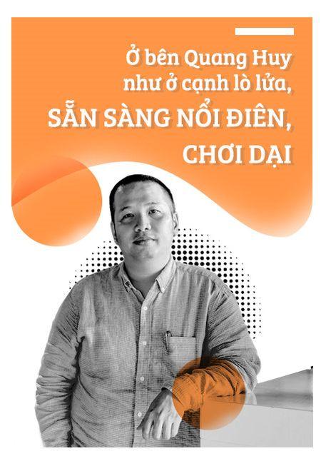 Quang Huy: 'Toi va Son Tung M-TP da choi lon va chien thang ngao nghe' - Anh 14
