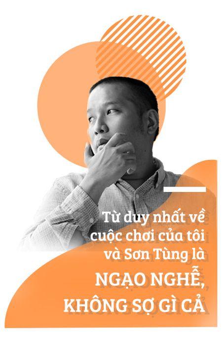 Quang Huy: 'Toi va Son Tung M-TP da choi lon va chien thang ngao nghe' - Anh 5