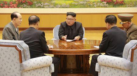Ong Kim Jong Un tiet lo 'muc tieu cuoi cung' cua Trieu Tien - Anh 1