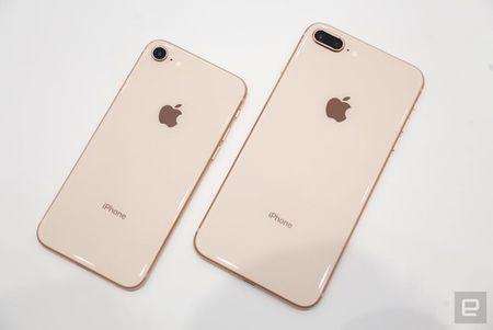 iPhone 8, 8 Plus bat dau cho nhan dat truoc - Anh 1