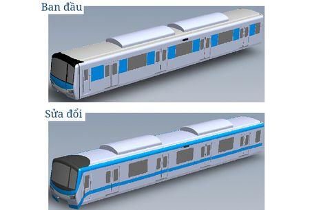 Lo dien mao moi tau metro Ben Thanh- Suoi Tien - Anh 1