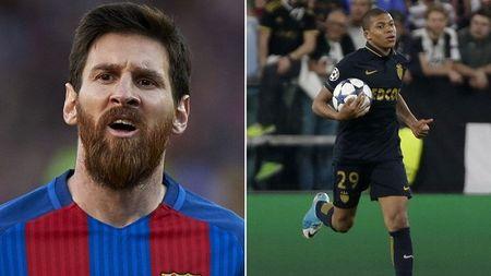 Guardiola: 'Mbappe u? Chang ai co the ngoi chung mam voi Messi' - Anh 1