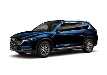 SUV Mazda CX-8 chinh thuc ra mat tai Nhat gia tu 661 trieu - Anh 13