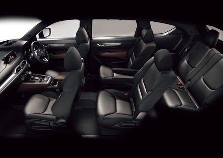 SUV Mazda CX-8 chinh thuc ra mat tai Nhat gia tu 661 trieu - Anh 14
