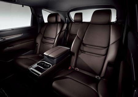 SUV Mazda CX-8 chinh thuc ra mat tai Nhat gia tu 661 trieu - Anh 15