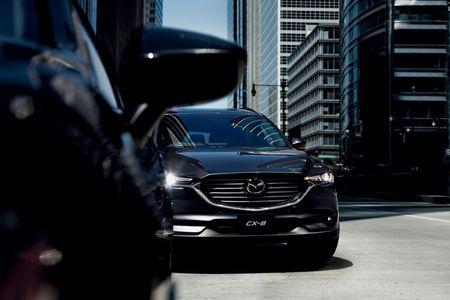 SUV Mazda CX-8 chinh thuc ra mat tai Nhat gia tu 661 trieu - Anh 18