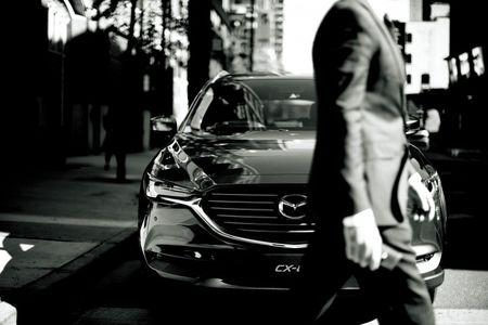 SUV Mazda CX-8 chinh thuc ra mat tai Nhat gia tu 661 trieu - Anh 2