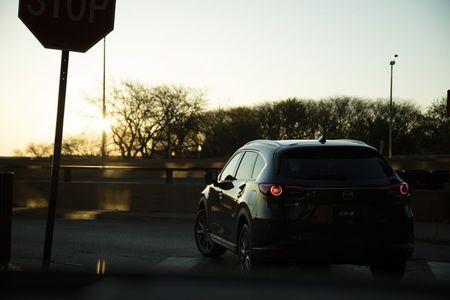 SUV Mazda CX-8 chinh thuc ra mat tai Nhat gia tu 661 trieu - Anh 8