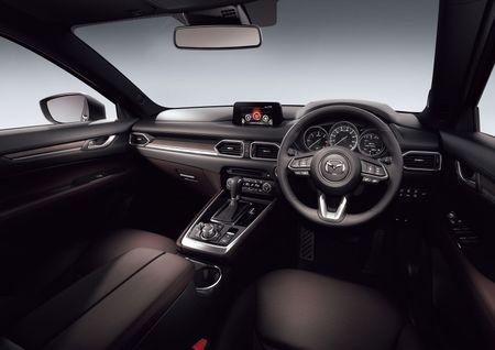 SUV Mazda CX-8 chinh thuc ra mat tai Nhat gia tu 661 trieu - Anh 9