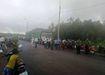 Hà Nội: Người dân lại chặn xe chở rác, 'phong tỏa' bãi rác Nam Sơn