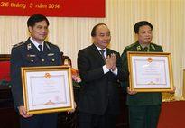 Các đơn vị quân đội đạt nhiều thành tích xuất sắc