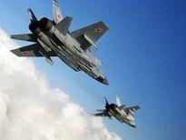 Nga bác tin điều máy bay đến Syria đánh IS