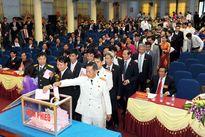 Đồng chí Nguyễn Mạnh Hiển giữ chức Bí thư Tỉnh ủy Hải Dương