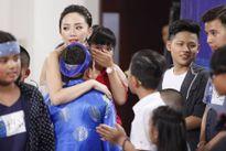 Thí sinh nổi bật ở Vietnam Idol Kids bật khóc vì gặp sự cố