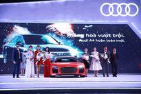 Audi Progressive và những kỷ lục tại VN