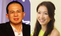 Nhan sắc á hậu Hong Kong 'đốn tim' tỷ phú Lý Trạch Giai