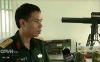 Tên lửa TOW trong kho vũ khí Việt Nam
