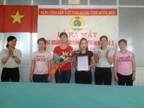 LĐLĐ huyện Quỳnh Phụ (Thái Bình): Thành lập Ban Chấp hành CĐCS Công ty TNHH Hoa Đô 3