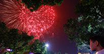 Tết Nguyên đán 2017, Hà Nội bắn pháo hoa ở đâu?