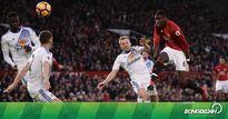 Mourinho khen Pogba xuất sắc nhất thế giới