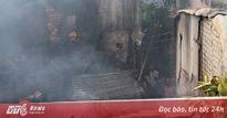 Cháy nhà cấp 4 ở Sài Gòn, một thanh niên chết thảm