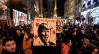 Người Mỹ kêu gọi biểu tình, phá lễ nhậm chức của Donald Trump