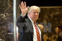 Tỷ lệ ủng hộ quá trình ông Trump tiếp nhận quyền lực thấp kỷ lục