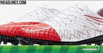 Nike vô tình để lộ phiên bản giày tôn vinh Wayne Rooney