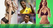 Người tình tin đồn của Ronaldo từng quan hệ 3 ngày liên tục với cựu sao Barca