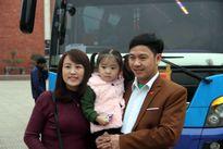 Quảng Ninh: Hàng nghìn thợ mỏ được bố trí xe đưa đón về quê ăn Tết
