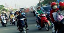 Dân miền Tây về quê đón tết, giao thông trên QL1A ùn tắc cục bộ