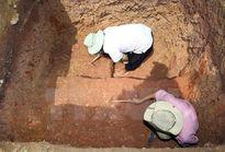 Quảng Ngãi: Tiến hành khai quật khảo cổ khẩn cấp tháp Núi Bút