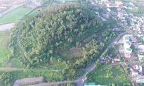 Khai quật khảo cổ khẩn cấp tháp Núi Bút