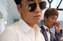 Seungri (Bigbang) đẹp như 'soái ca' xuất hiện tại sân bay Đà Nẵng