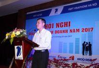 VNPT VinaPhone Hà Nội tổ chức Hội nghị giải pháp kinh doanh 2017 với quyết tâm lớn