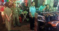 TPHCM: Ra quân lập lại trật tự vỉa hè 'Phố Tây'