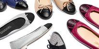 Giày Ballerina - Biểu tượng mới của Chanel