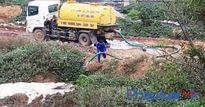 Vĩnh Phúc: Công ty CPMT đô thị Vĩnh Yên là 'thủ phạm' trong vụ xả nước thải