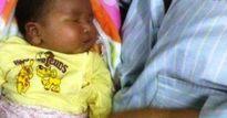Hy hữu: Bé sơ sinh nặng 6,1kg chào đời tại Nghệ An