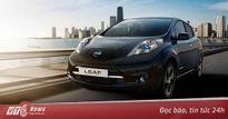 Ngắm Nissan Leaf siêu xe đậm 'khí chất' lăn bánh tại Anh