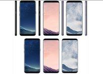 Galaxy S8 lộ 4 màu độc kèm giá bán 850 USD