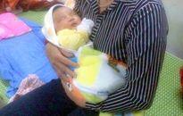 Bé trai nặng hơn 6 kg chào đời khỏe mạnh ở Nghệ An