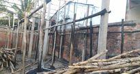 Nữ công nhân bị em ruột phóng hỏa đốt cháy nguy kịch