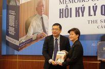 Ra mắt Hồi ký Lý Quang Diệu – Câu chuyện Singapore