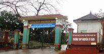 Nâng mức kỷ luật đối với giám thị chép bài thí sinh HSG tại Nghệ An