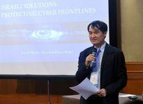 80% doanh số các giải pháp VNISA cung cấp tại Việt Nam là của DN Israel
