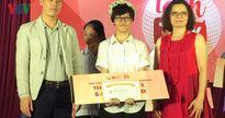 Nữ sinh Bắc Ninh trở thành quán quân cuộc thi TEENTALK 2017